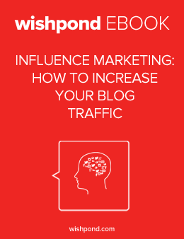 influence marketing free ebook blog traffic