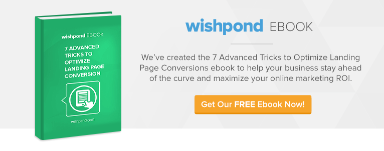 advanced landing pages ebook