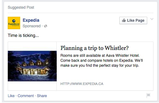 Retargeting banner ad examples.
