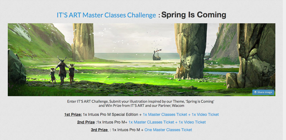 spring contests